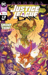 Justice League Dark Annual #1