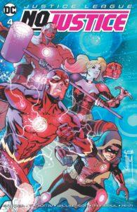 Justice League: No Justice #4