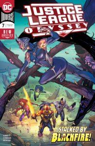 Justice League Odyssey #7
