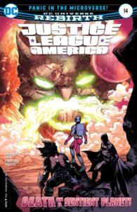 Justice League of America #14