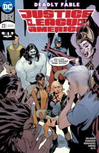Justice League of America #23