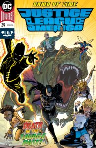 Justice League of America #29