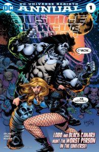 Justice League of America Annual #1