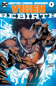 Justice League of America: Vixen Rebirth #1