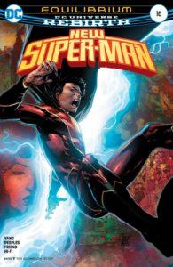 New Super-Man #16