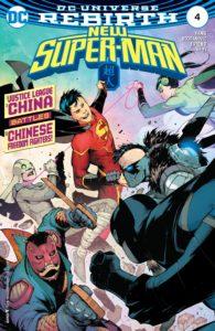 New Super-Man #4