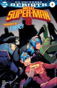New Super-Man #5