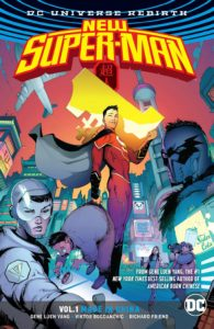 New Super-Man Vol. 1: Made in China