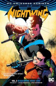 Nightwing Vol. 3: Nightwing Must Die!