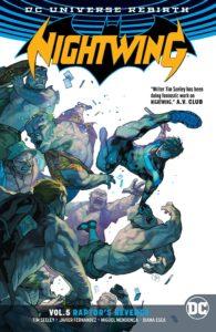 Nightwing Vol. 5: Raptor's Revenge
