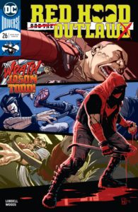 Red Hood: Outlaw #26