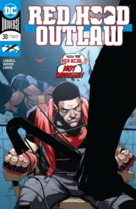Red Hood: Outlaw #30