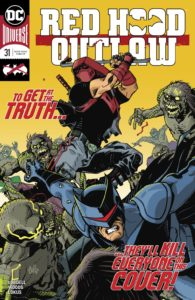 Red Hood: Outlaw #31