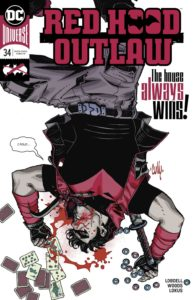 Red Hood: Outlaw #34