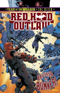 Red Hood: Outlaw #36