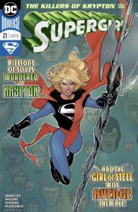 Supergirl #21
