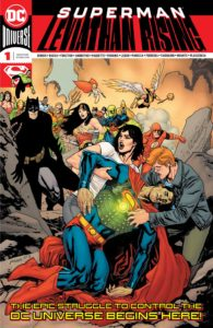 Superman: Leviathan Rising Special #1