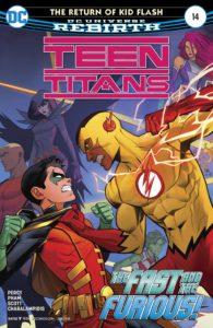 Teen Titans #14
