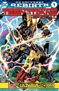 Teen Titans Special: The Lazarus Contract #1
