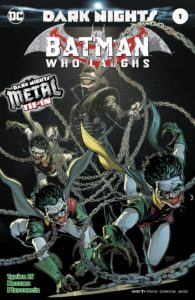 The Batman Who Laughs #1
