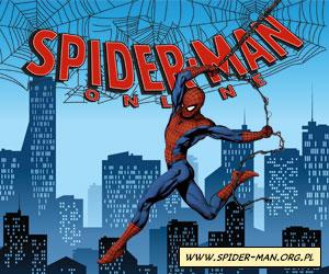 baner spider-man.org.pl