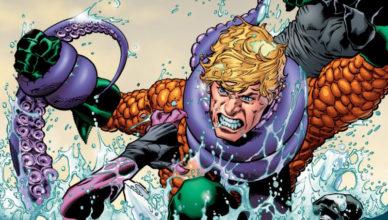 Aquaman Tom 3_ Korona Atlantydy (Odrodzenie)