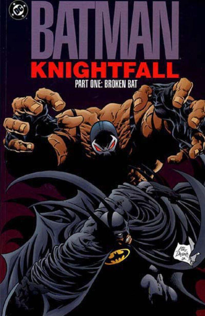 Batman: Knightfall Part 1 - Broken Bat