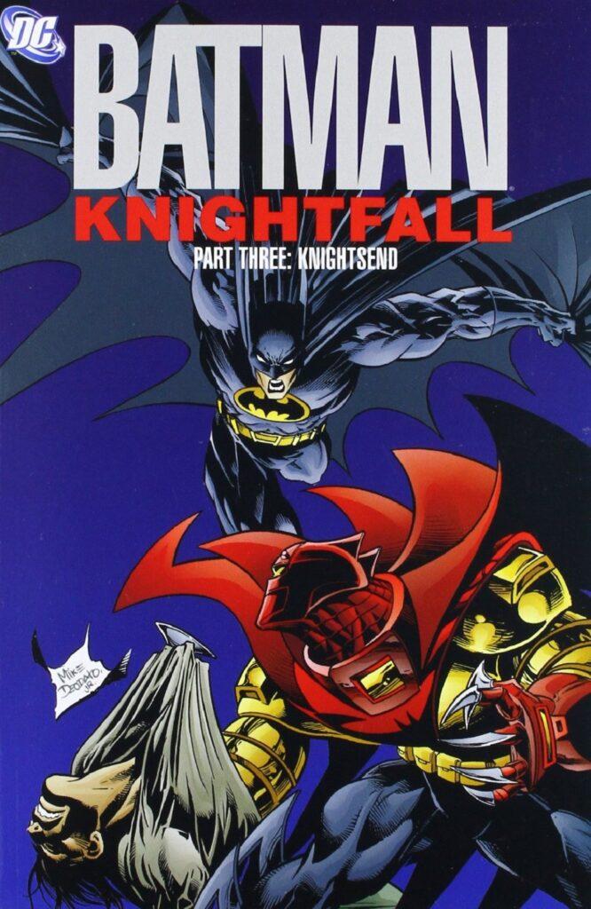 Batman: Knightfall Part 3 - Knightsend
