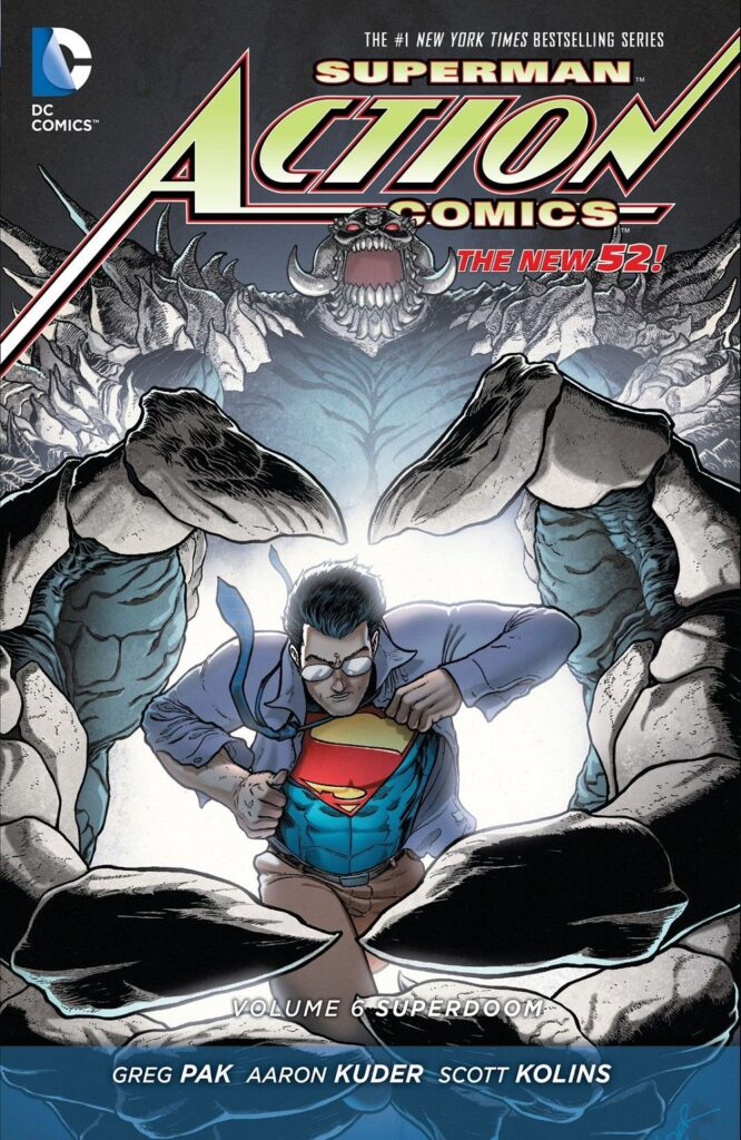Action Comics Vol. 6: Superdoom