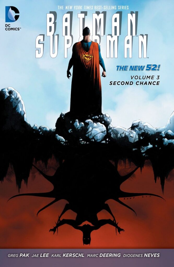 Batman/Superman Vol. 3: Second Chance