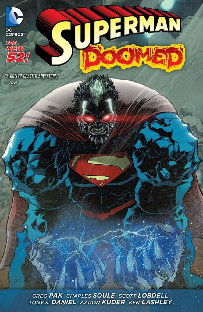 Superman: Doomed