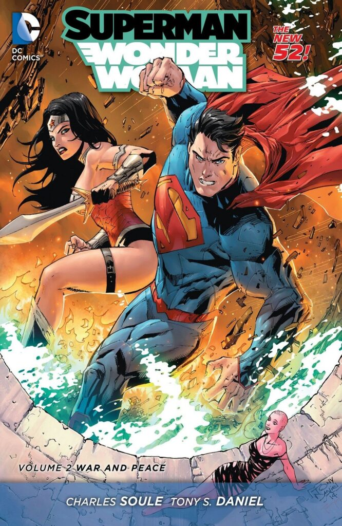 Superman/Wonder Woman Vol. 2: War and Peace