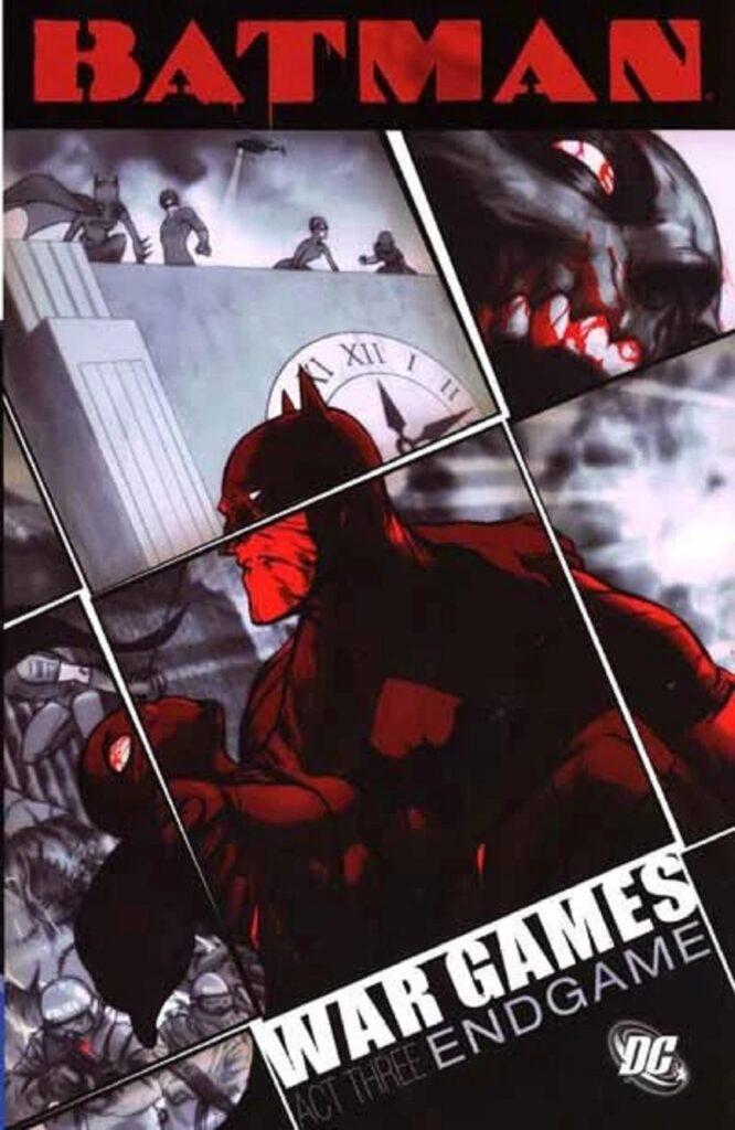 Batman: War Games, Act 3 - Endgame