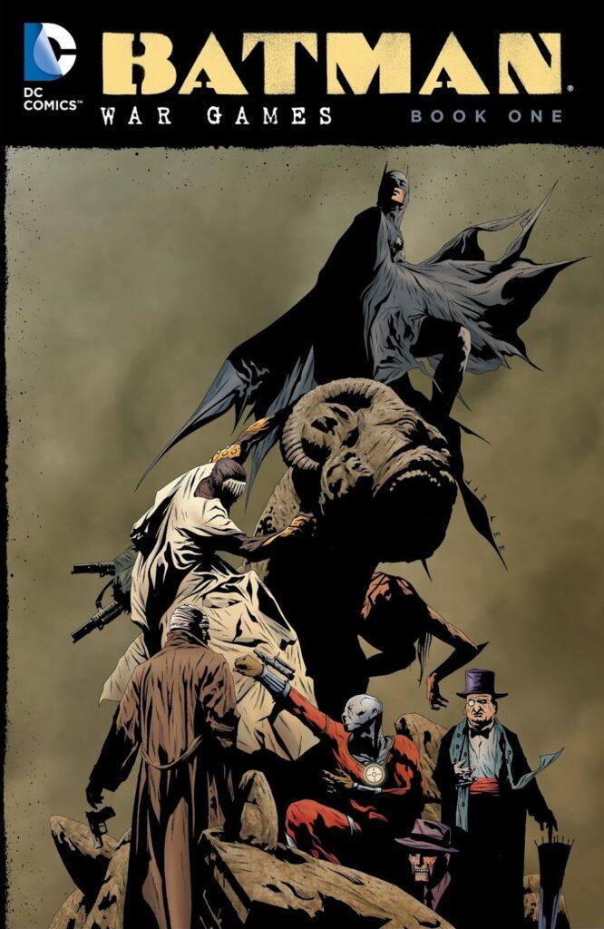 Batman: War Games - Book 1