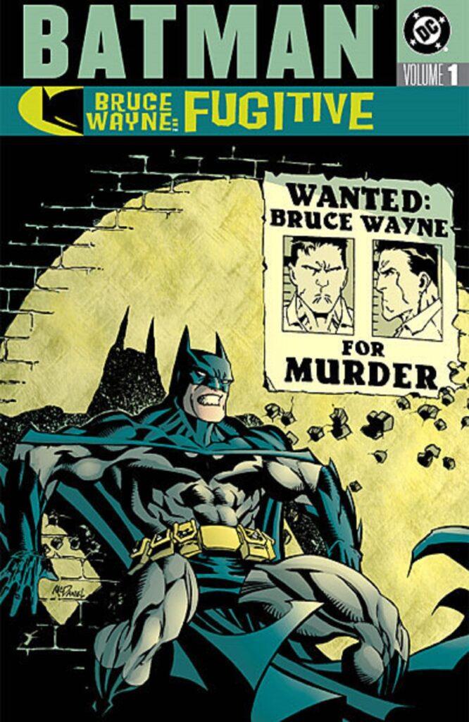 Batman: Bruce Wayne - Fugitive Vol. 1
