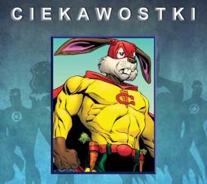Captain Carrot DC Comics