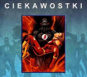 Black Flash DC Comics