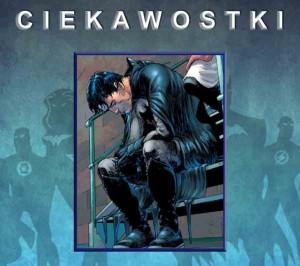 Dick Grayson był Batmanem