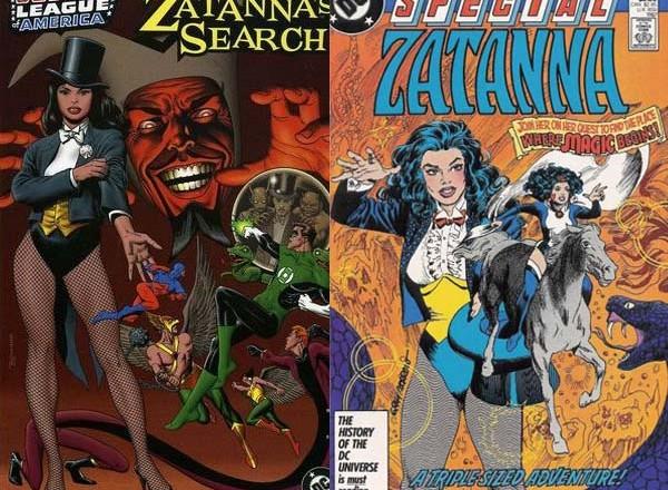 Zatanna's Search
