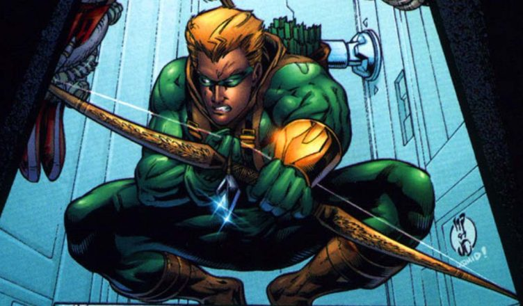 Connor Hawke - Green Arrow