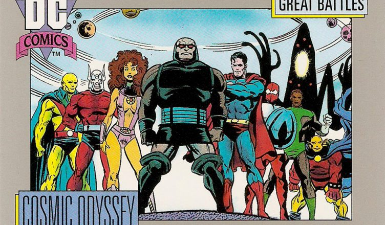 Cosmic Odyssey DC Comics