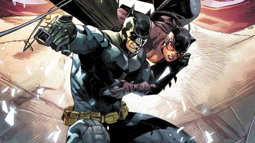Wieczny Batman tom 2