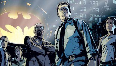 Gotham Central, Na służbie, tom 1