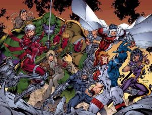 wildcats-pinup-jim-lee