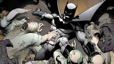 Batman: Trybunał Sów
