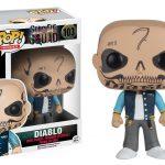 Figurka POP Suicide Squad - El Diablo