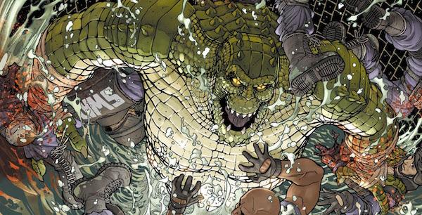 Killer Croc DC Comics