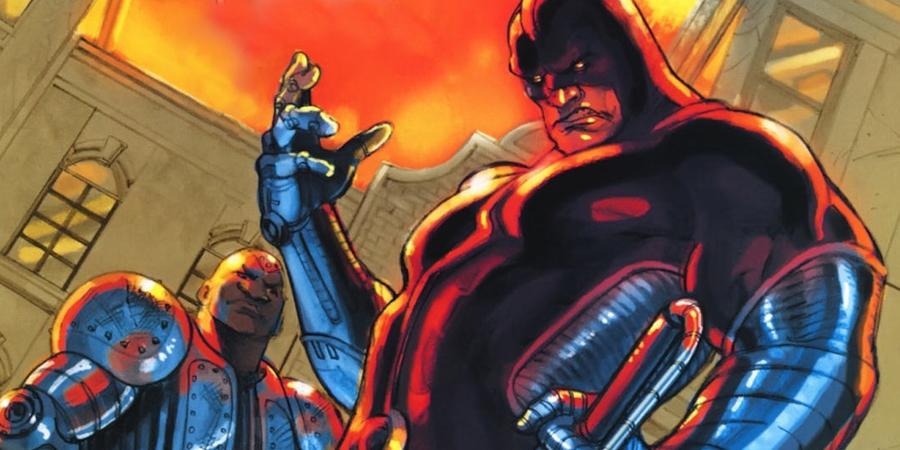 Slipknot DC Comics