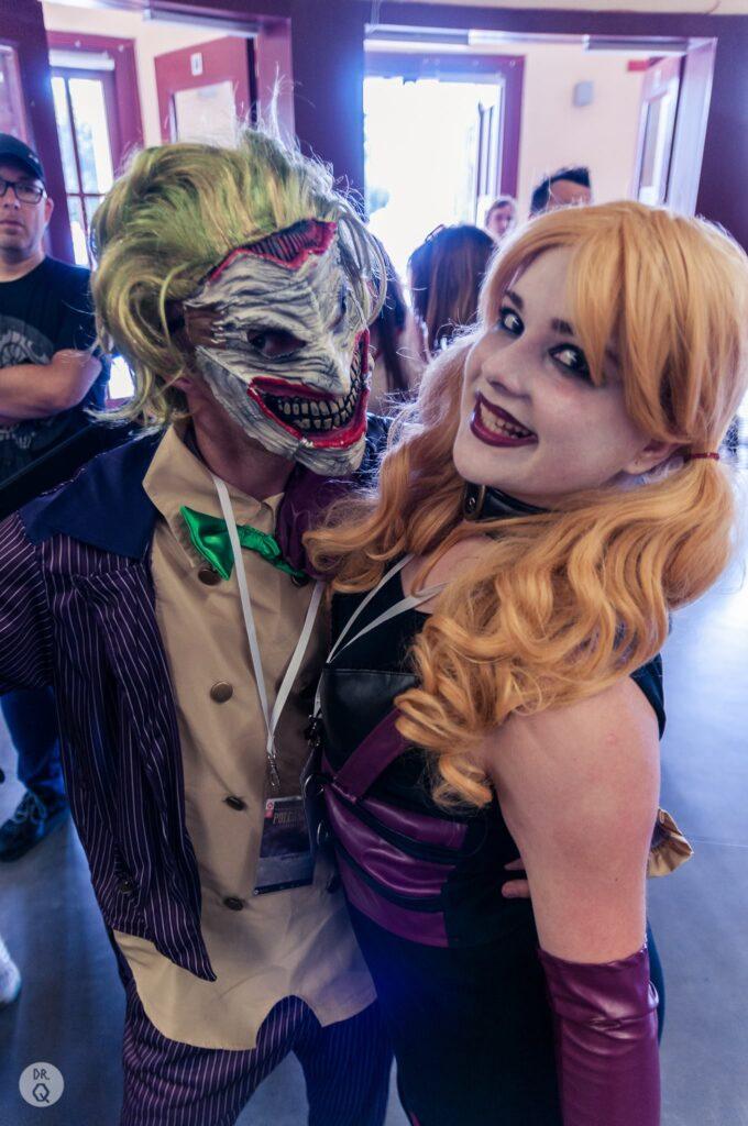 Joker i Harley Funidelia