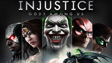 Injustice: Gods Among Us (mobile)